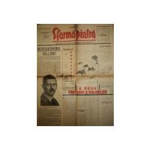 SFARMA PIATRA, ZIAR DE INFORMATIE SI LUPTA ROMANEASCA, ANUL VI, NR 13, 17 MARTIE1940