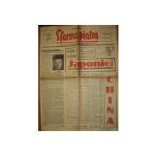 SFARMA PIATRA, ZIAR DE INFORMATIE SI LUPTA ROMANEASCA, ANUL VI, NR 16, 7 APRILIE1940