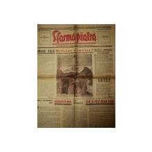 SFARMA PIATRA, ZIAR DE INFORMATIE SI LUPTA ROMANEASCA, ANUL VI, NR 19,DUMINICA 28 APRILIE1940
