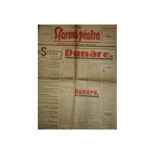 SFARMA PIATRA, ZIAR DE INFORMATIE SI LUPTA ROMANEASCA, ANUL VI, NR 20,DUMINICA 5 MAI 1940