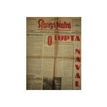 SFARMA PIATRA, ZIAR DE INFORMATIE SI LUPTA ROMANEASCA, ANUL VI, NR 23,DUMINICA 26 MAI 1940