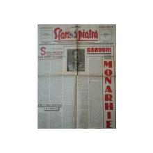 SFARMA PIATRA, ZIAR DE INFORMATIE SI LUPTA ROMANEASCA, ANUL VI, NR 26,DUMINICA 16 IUNIE 1940