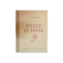 SFECLA DE ZAHAR de GHEORGHE OLTEANU , 1954
