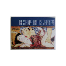 SHUNGFA , 18 STAMPE EROTICE JAPONEZE