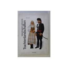 SIEBENBURGISCH - SACHSISCHE , TRACHTENLANDSCHAFTEN von HORST KLUSCH , 2002
