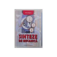 SINTEZE DE MECANICA de ADINA NEGREA , 2006