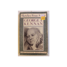 SKETCHES FROM A LIFE by GEORGE F. KENNAN , 1989