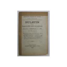 SOCIETATEA GEOGRAFICA ROMANA , BULETIN PUBLICAT , ANUL AL VIea , TRIMESTRUL II , 1885