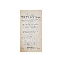 SOCIETE DU SALON D ' AUTOMNE  - CATALOGUE DES OUVRAGES DE PEINTURE , SCULPTURE , DESSIN , GRAVURE , ARCHITECTURE ET ART DECORATIF , EXPOSES AU GRAND PALAIS , 1930