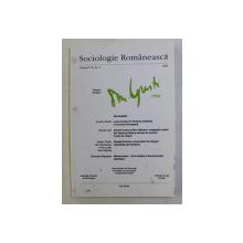 SOCIOLOGIE ROMANEASCA , REVISTA , VOLUMUL VII , NR. 2  , 2009