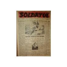SOLDATUL, FOAIE DE LAMURIRI SI INFORMATII PENTRU OSTASI, NR. 207   1942