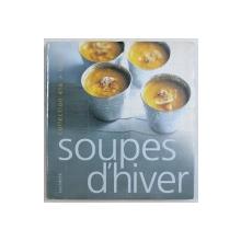 SOUPES D ' ETE / SOUPES D ' HIVER   par SOPHIE BRISSAUD , 2001