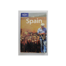 SPAIN , LONELY PLANET GUIDE by DAMIEN  SIMONIS ...MILES RODDIS , 2007