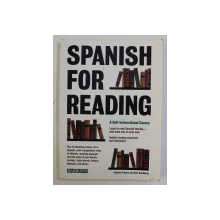 SPANISH FOR READING - A SELF INSTRUCTIONAL COURSE by FABIOLA FRANCO , KARL C. SANDBERG , 1998