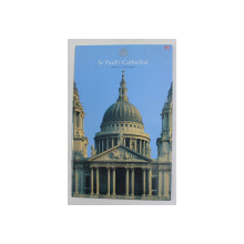 ST PAUL 'S CATHEDRAL - OFFICIAL GUIDE BOOK  , 1999