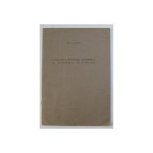 STABILIREA PRESIUNII ADMISIBILE PE TERENURILE DE FUNDATIE de D.A. STAN , 1939