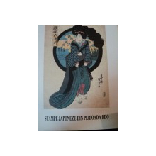 STAMPE JAPONEZE DIN PERIOADA EDO de GYURI KAZAR,BUC 1999
