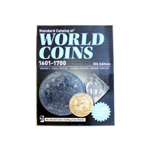 STANDARD CATALOG OF: WORLD COINS (1601-1700), 5TH EDITION by GEORGE S. CUHAJ ... THOMAS MICHAEL