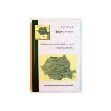 STARE DE IMPUNITATE , INCALCAREA DREPTURILOR OMULUI-CAZUL ROMILOR DIN ROMANIA , 2001