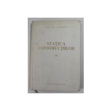 STATICA CONSTRUCTIILOR III -ALEXANDRU A.GHEORGHIU