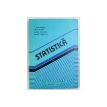 STATISTICA  PENTRU COMERT SI TURISM de T. BARON ...M . STANESCU , 1981