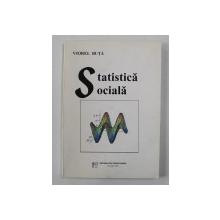 STATISTICA SOCIALA de VIOREL BUTA , 2000