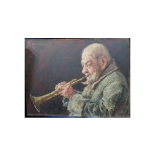 Stavru Tarasov (1883-1961) - Batranul trompetist