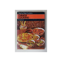 STEP BY STEP GUIDE TO CHINESE COOKING by KENNETH LO ,  1980