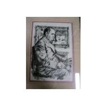 STERIADI  JEAN- LITOGRAFIE 1942