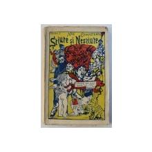 STIUTE SI NESTIUTE, INTAMPLARI DIN VIATA REALA, VOLUMUL I de NAE COMPETENTU, 1922