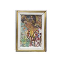 STOICA ROZALIA -Portret de tanara