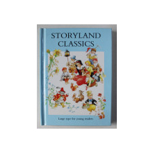 STORYLAND CLASSIC by HOWARD HALL , ILLUSTRATED by RENE CLOKE , 2000