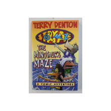 STORYMAZE 5 , THE MINOTAUR ' S MAZE BY TERRY DENTON , 2003