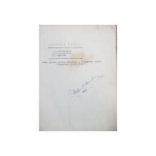 STRAJA TARII, CAIET MANUSCRIS AL COMANDANTULUI C. VELLO - 1939