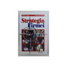 STRATEGIA FIRMEI de CONST. BAGU , VASILE DEAC , 2000