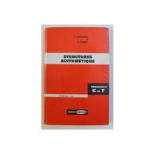 STRUCTURES ARITHMETIQUE par V. LESPINARD , R. PERNET . 1967