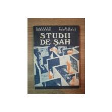 STUDII DE SAH de EMILIAN DOBRESCU , VIRGIL NESTORESCU , 1984