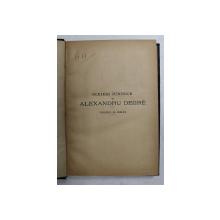 STUDII JURIDICE de ALEXANDRU DEGRE  VOL. II: MATERII DE PROCEDURA CIVILA, DREPT PENAL, PROCEDURA PENALA, FISCALE  1901