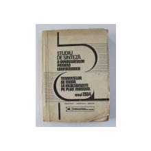 STUDIU DE SINTEZA A INFORMATIILOR PRIVIND CONFIRMAREA TENDINETELOR DE MODA LA INCALTAMINTE PE PLAN MONDIAL , ANUL 1984 , APARUTA 1983
