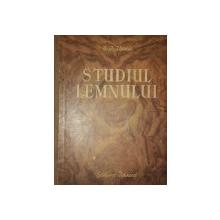 STUDIUL LEMNULUI-S.I.VANIN