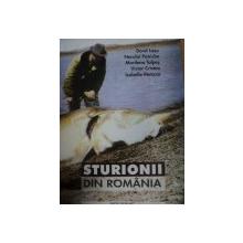 STURIONII DIN ROMANIA - DOREL LAZU, NECULAI PATRICHE…BUC. 2008