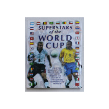 SUPERSTARS OF THE WORLD CUP by JON PALMER , 1998