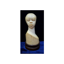 Tanara - Statueta din fildes