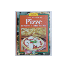 TANTE RICETTE DI PIZZE FOCACCE E TORTE SALATE di LISA BIONDI , 1998