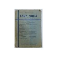 TARA NOUA  - REVISTA LUNARA , ANUL 1 , No. 3 , 15 DECEMVRIE 1911