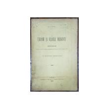 TARANII SI CLASELE DIRIGENTE, DISCURSURI -I ASI, 1895
