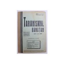 TARANISMUL BANATAN  - REVISTA POLITICA , ECONOMICA , SOCIALA  - APARE BILUNAR , ANUL I -  No. 2 , 15 OCTOMBRIE ,  1935