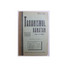 TARANISMUL BANATAN  - REVISTA POLITICA , ECONOMICA , SOCIALA  - APARE BILUNAR , ANUL II -  No. 5 , 1 MARTIE  ,  1936