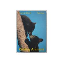 TASCHEN - POSTCARDBOOK , KISSING ANIMALS , 1993