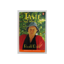 TASTE AND OTHER TALES by ROALD DAHL , 1999